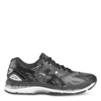 Asics Mens Gel Nimbus 19 Running Shoes -  Black/Onyx/Silver