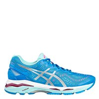 Asics Womens Gel Kayano 23 Running Shoes -  Sky/Silver/Aqua