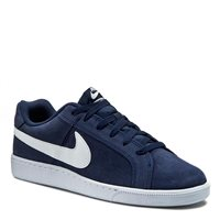 Nike Mens Court Royale Suede -  Navy/White