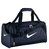 Nike Brasilia Duffel Bag (Medium) -  Navy