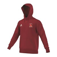 Adidas Raphoe Hockey Core Hoody Youth - Power Red/White