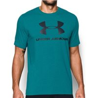 Under Armour CC Sportstyle Logo -  Green/Dark Grey