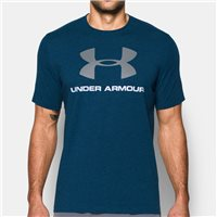 Under Armour CC Sportstyle Logo -  Navy/Grey