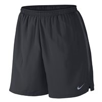 Nike Mens 7inch Challenger Shorts -  Black/Grey