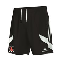 Adidas Raphoe Hockey Nova 14 Shorts - Black/White/White