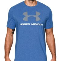 Under Armour CC Sportstyle Logo -  Royal/Grey/White