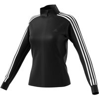 Adidas Womens D2M Track Top - Black/White