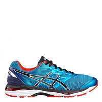 Asics Mens Gel Cumulus18 -  Blue/Black/Orange