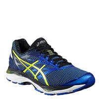 Asics Mens Gel Cumulus18 -  Royal/Fluor.Yellow