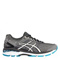Asics Mens GT-2000 5 -  Carbon Grey/Silver/Blue