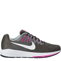 Nike Womens Air Zoom Structure 20 -  Grey/White/Pink