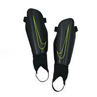 Nike Adult Charger 2.0 Shinguard -  Black/Volt