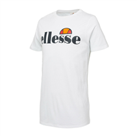 Ellesse Womens Albany T-Shirt - White