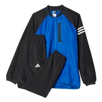 Adidas Boys Messi Tracksuit - Royal/Black