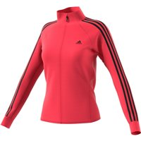 Adidas Womens D2M Track Top - Pink