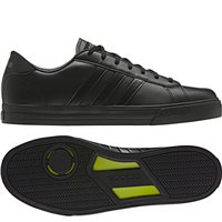 Adidas Mens Cloudfoam Super - Black