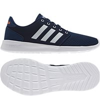 Adidas Womens Cloudfoam QT Racer - Navy/White