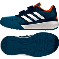 Adidas Kids AltaRun CF - Blue/White/Orange