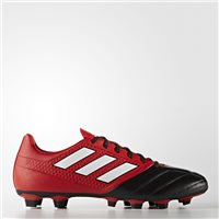 Adidas Ace 17.4 FxG Football Boots - Red/Black