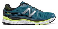 New Balance Mens 880v6 Running Shoes - Blue/Black/Volt