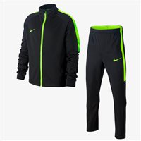 Nike Kids NK Dry Academy Tracksuit -  Black/Electric Green
