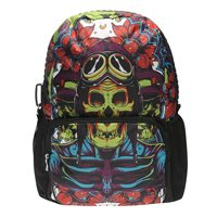 Ridge 53 Skull Backpack - Purple