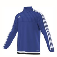 Adidas Tiro15 TRG Top Yth - Royal