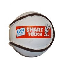 Core GAA Smart Touch Sliothar - White