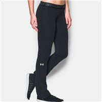 Under Armour Womens Favorite Track Pant -  Black