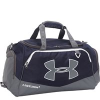 Under Armour Undeniable II Duffel Bag -  Navy/Grey
