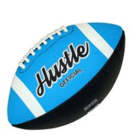 MidWest Hustle American Football - Official - Royal/Black/White