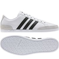 Adidas Mens Caflaire Shoes - White/Black