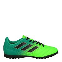 Adidas Ace 17.4 Turf Trainers - Kids - Green/Volt