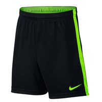 Nike Boys Dry Academy Shorts K -  Black/Electric Green