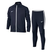 Nike Kids NK Dry Academy Tracksuit -  Navy/White