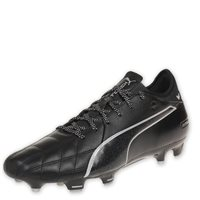 Puma evoTOUCH 3 Leather FG Boot -  Black/Silver