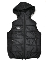 Briga Body Warmer Gillet (Detachable Hood) - Black