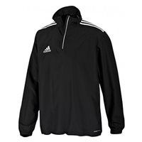 Adidas Core 11 Windbreaker - Black/White
