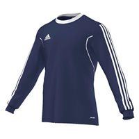 Adidas Squad 13 Jersey Long Sleeve - Navy/White