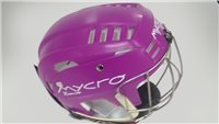 Mycro Plain Hurling Helmet - Purple