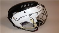 Mycro Two Tone Hurling Helmet - Black/White