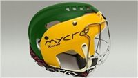 Mycro Two Tone Hurling Helmet - Green/Yellow