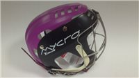 Mycro Two Tone Hurling Helmet - Purple/Black