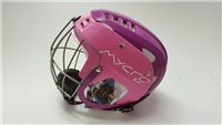 Mycro Two Tone Hurling Helmet - Purple/Pink