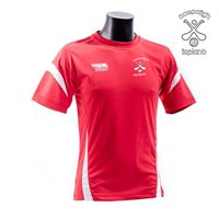 Briga Cork GAA Crested Training T-Shirt
