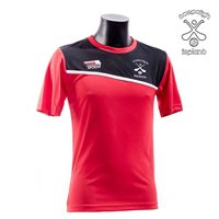 Briga Cork GAA Crested Pro Training T-Shirt