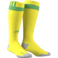 Adidas Pro Sock - Yellow/Green S17