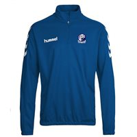 Hummel Raphoe Town F.C Core Half Zip Sweat - Royal