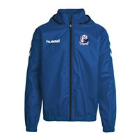 Hummel Raphoe Town F.C Core Spray Jacket - Royal