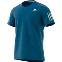 Adidas Mens Response S/S T-Shirt - Corporate Blue
